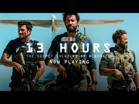 13 Hours The Secret Soldiers of Benghazi 2016 ENGLISH + HINDI 1080p 720p+ Full Moive Watch Online