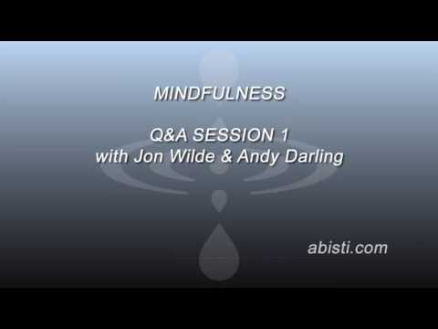 Mindfulness FAQ 1