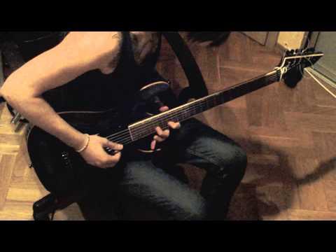| The Devil Wears Prada | Holdfast | 1080p Guitar cover