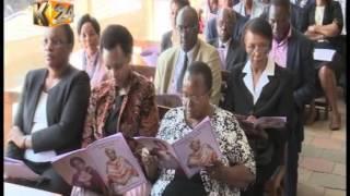 President Kenyatta bids farewell to elder sister Margaret Wambui