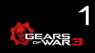 Прохождение Gears of War 3 (с живым комментом от alexander.plav) Ч. 1