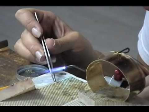 Jewelry de  Making of a Cuff Bracelet - Daria de Koning, Fine Jewelry - YouTube
