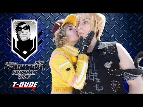 Ottawa Comic Con 2018 Cosplay Vol. 2 | T-Dude