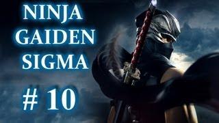 Let's Play Ninja Gaiden SIGMA (Part 10) Tentacle Porn