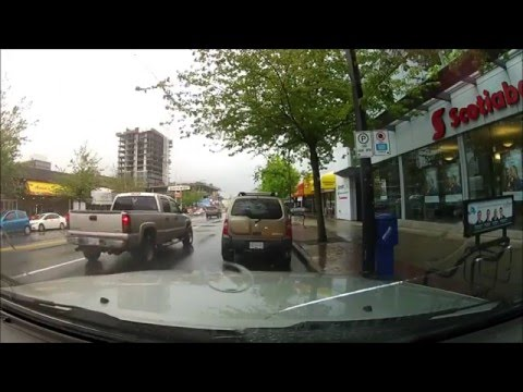 Driving Vancouver