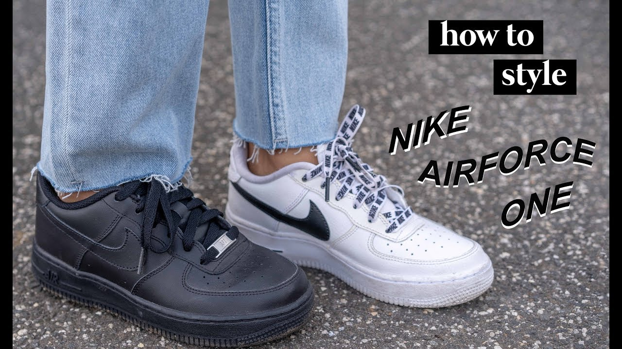 air force 1 styler