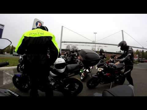 Petite balade moto MT 07 en Auvergne ! 1/2