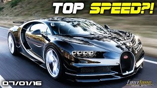 Bugatti Chiron Top Speed Run, New Ford Gt Explosion, Bentley Suv Or Sportscar - Fast Lane Daily