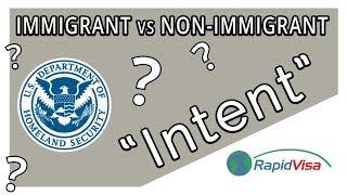 Immigrant vs. Non-Immigrant