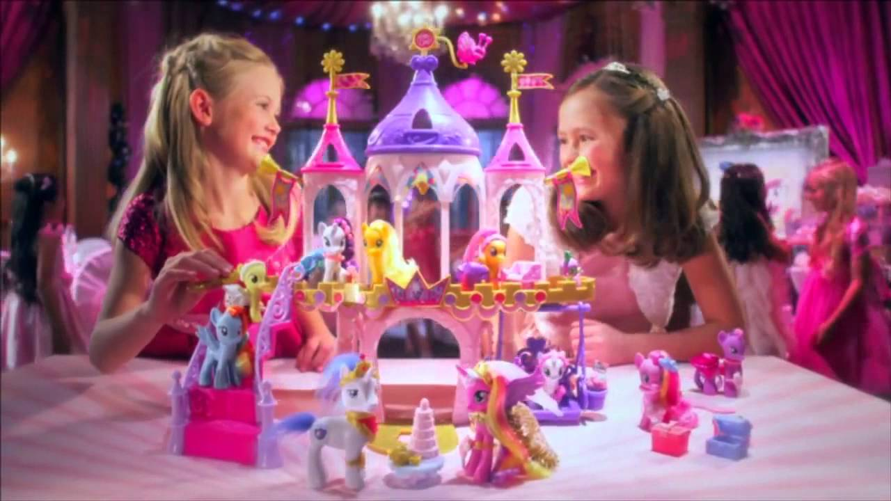 My Little Pony Royal Wedding Castle Playset Tv Commercial