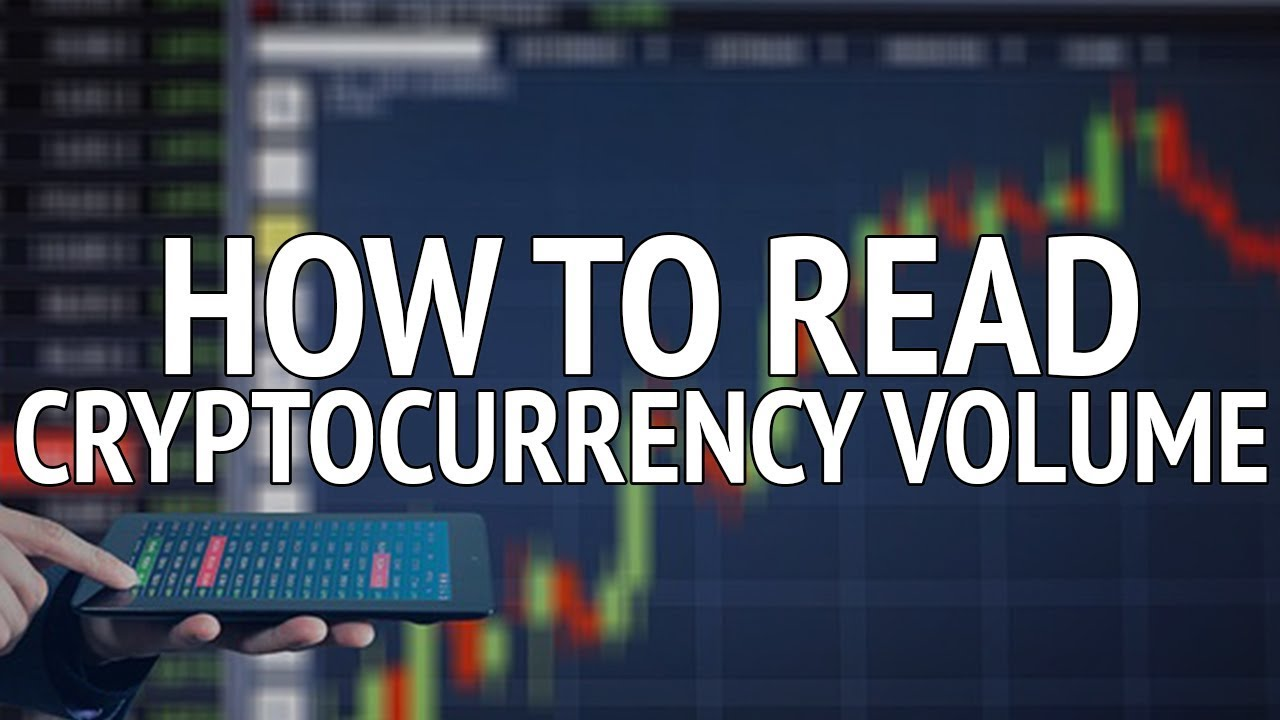 what is volume of cryptocurrency