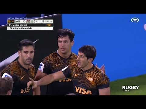 Super Rugby 2019 Quarter-finals: Jaguares vs Chiefs
