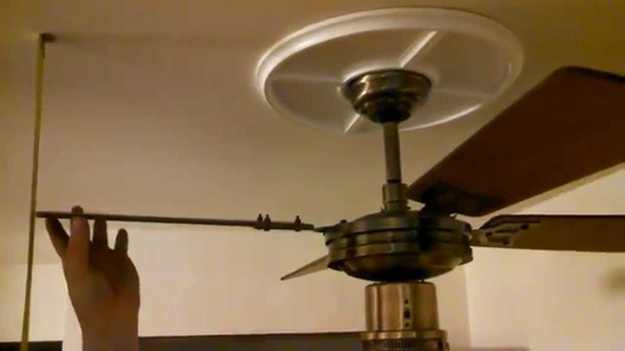 Ceiling Fan Blade Balancing Andy S Slimline Project Part