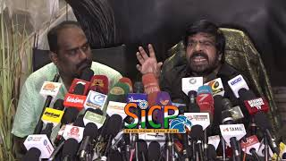 T. Rajendar Angry Speech on Vishal | Tamilrockers | local body Elections | Darbar Ticket Rate | Sicp