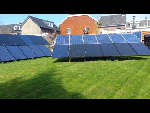 OFF GRID 10 KW SOLAR HOME BATTERY