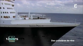 Le Queen Mary 2 à Saint-Nazaire - Visites privées
