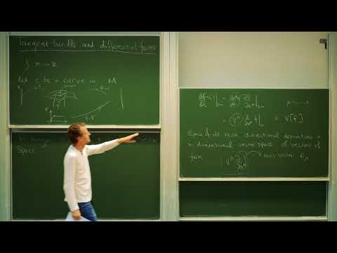 Symplectic geometry & classical mechanics, Lecture 3