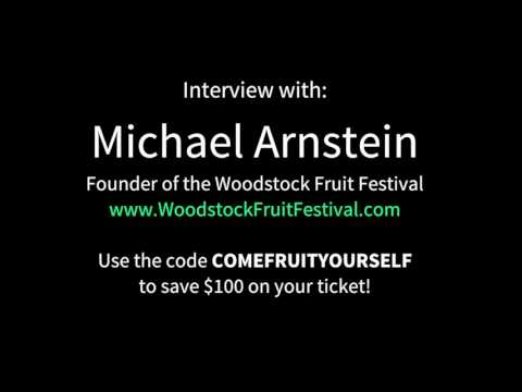Mike 'The Fruitarian' Arnstein... Old but GOLDEN Interview