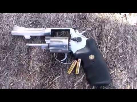 S & W Model 67 Revolver