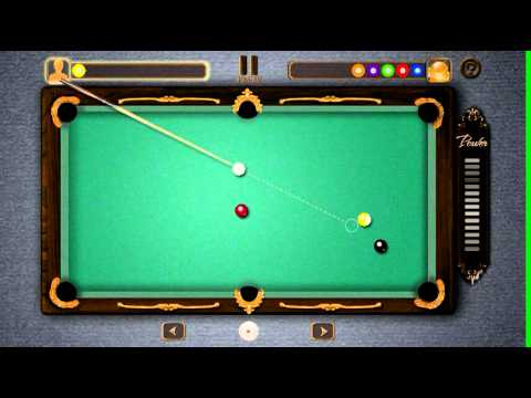 Pool Billiards(vs Computer)