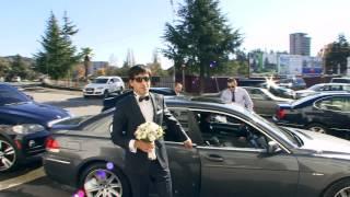 Свадьба в Абхазии Темо и Илона