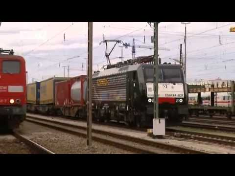 Dispolok - Privatizing Rail Freight Transport | Made in Germany