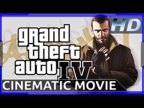 Grand Theft Auto: IV - Cinematic Movie (1080p HD) thumbnail