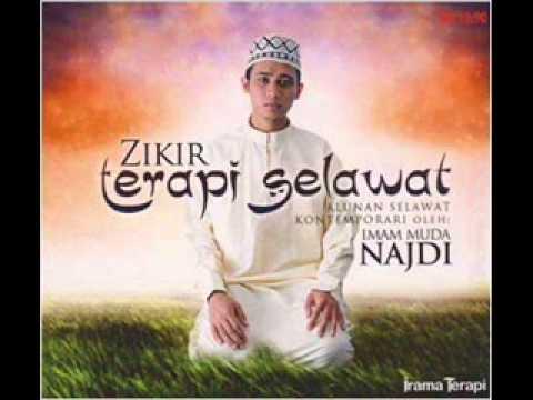 Allahumma Solli 'Ala Muhammad - Zikir Terapi Selawat IM Najdi - Track 2