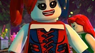 LEGO DC Super-Villains - All Cutscenes
