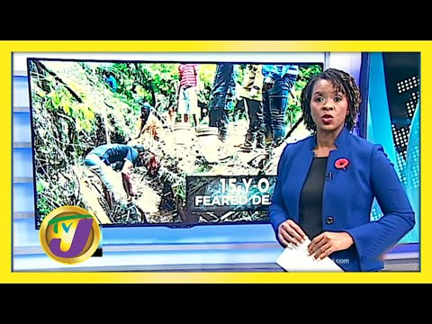 Teen Feared Dead After House Collapsed in St. Andrew   TVJ News