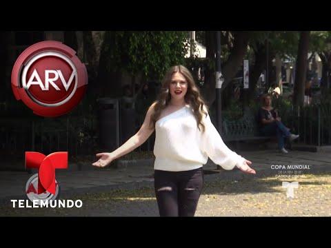 Jencarlos Canela dice cuál es su mujer ideal   Al Rojo Vivo   Telemundo