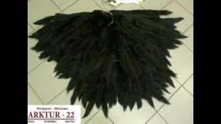 Шкурки крашенного чёрного колонка(Сайт: www.arktur-22.ru Компания ARKTUR-22 предлагает Вам купить выделанные, крашенные шкурки колонка. Оптом и..., 2012-08-23T15:58:02.000Z)