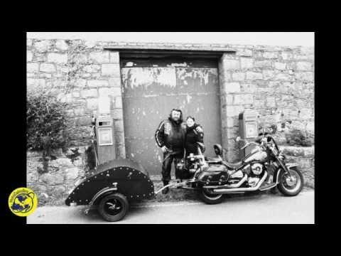 Прицеп к мотоциклу видео