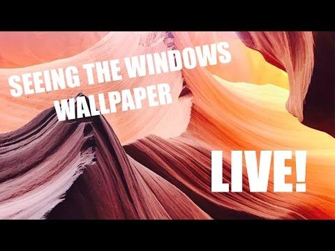 I saw the WINDOWS WALLPAPER LIVE! | Los Angeles, Las Vegas, Arizona Travel Guide