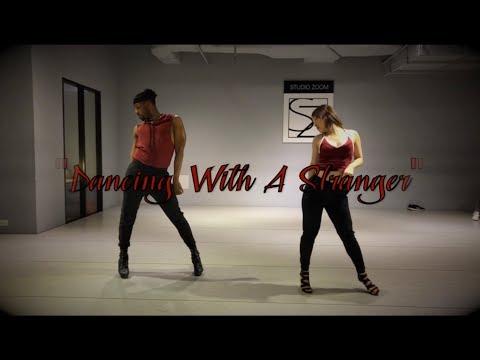 Sam Smith & Normani - Dancing With A Stranger | Isaiah Rashaad X Cakesilicious Choreography
