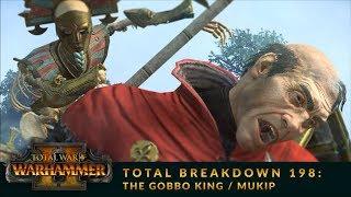 Total Breakdown 198 (WH2) - Tomb Kings vs Bretonnia - Warhammer 2 Online Battle