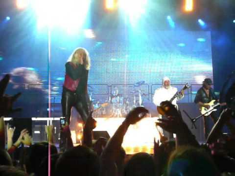Scorpions - White Dove live in Budapest 2009