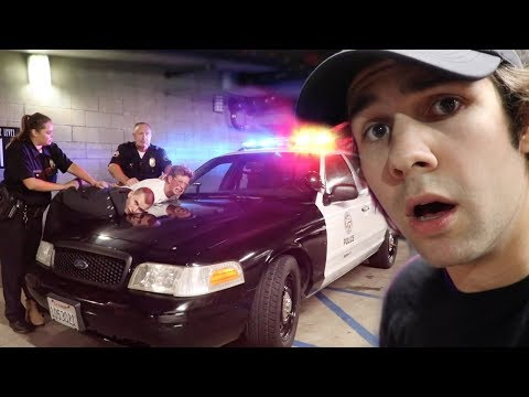 Thumbnail: MY ROOMMATE GOT ARRESTED!!