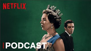 The Crown Season 3 Podcast - Josh O'Connor Interview | Netflix