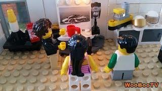 LASTENOHJELMIA SUOMEKSI - Lego city - Maailman parhain isä - osa 1