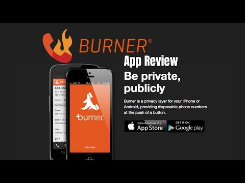 Burner App Review For IPhone And Android - Disposable Phone Numbers 2019