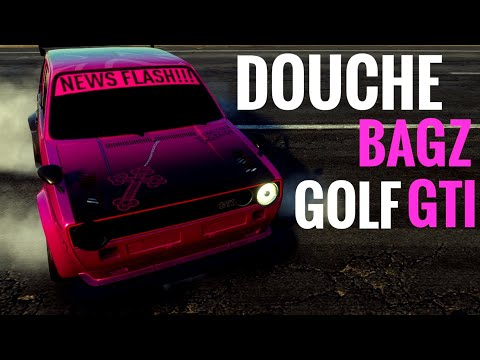 Need For Speed Payback || Golf GTI and Bait Crate Encounter!