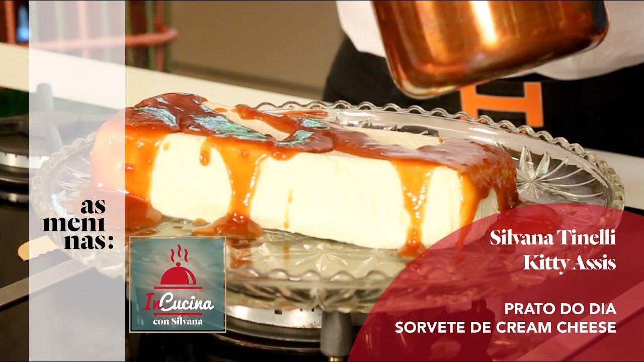 In cucina con silvana e kitty ii sorvete youtube - Silvana in cucina ...