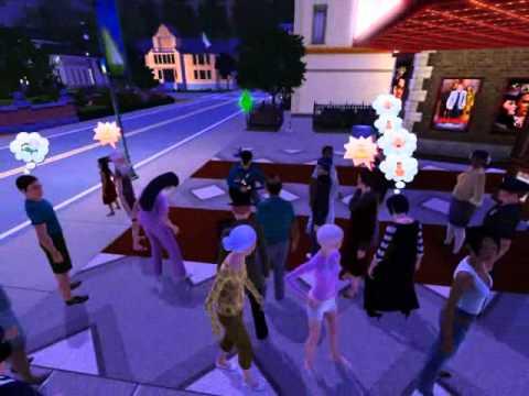 Sims 3 - Child Neglect?!?