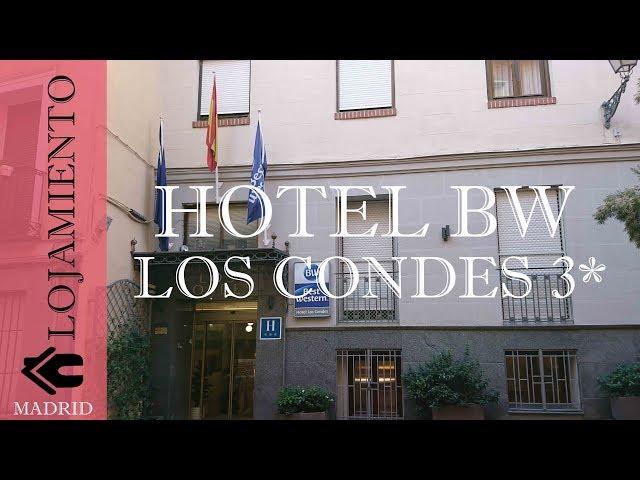 Hotel Best Western Los Condes 3*   Madrid