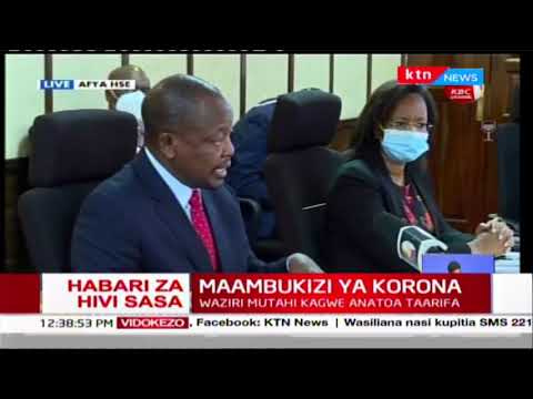 Kenya reports 8 new coronavirus cases bring total number of infected to 363
