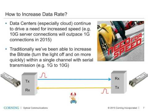 The Future of Data Center Cabling Webinar by Corning