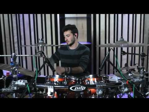 Paradise by Coldplay - Drum Cover