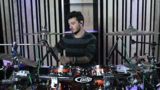 Paradise By Coldplay Drum Cover