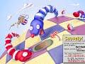 Snavely! Gameplay - Old Macintosh Game
